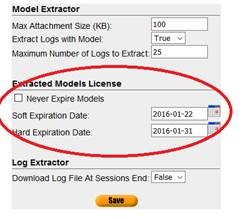 ModelExpirationScreen